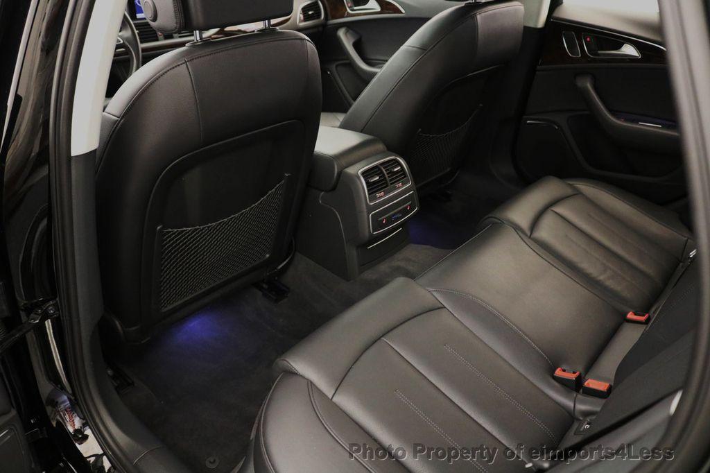 2016 Audi A6 CERTIFIED A6 2.0t Quattro Premium Plus AWD CAM BOSE NAVI - 18006913 - 51