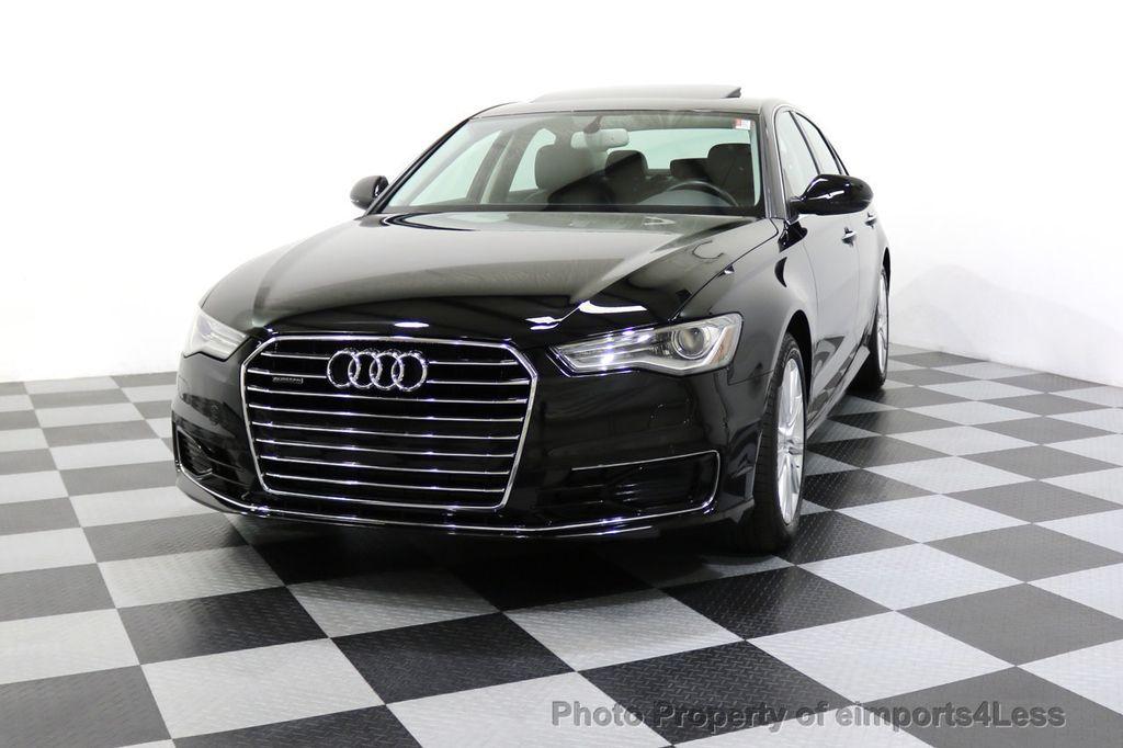 2016 Audi A6 CERTIFIED A6 2.0t Quattro Premium Plus AWD CAM BOSE NAVI - 18006913 - 53