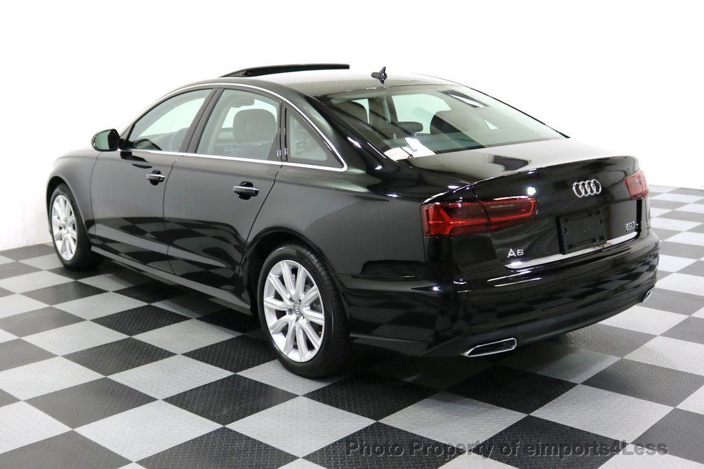 2016 Audi A6 CERTIFIED A6 2.0t Quattro Premium Plus AWD CAM BOSE NAVI - 18006913 - 54