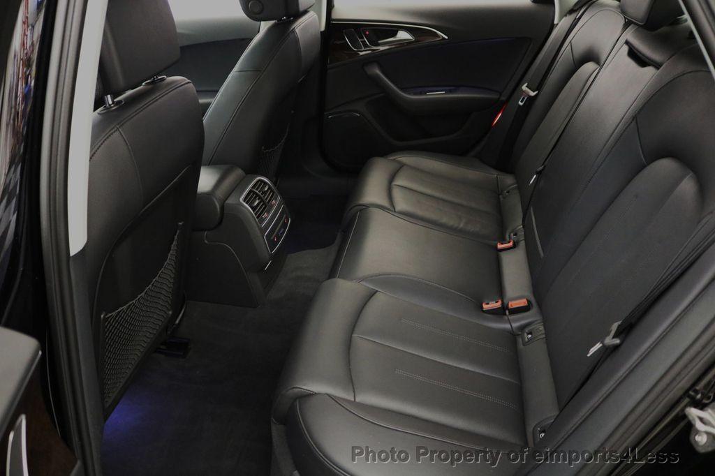 2016 Audi A6 CERTIFIED A6 2.0t Quattro Premium Plus AWD CAM BOSE NAVI - 18006913 - 7