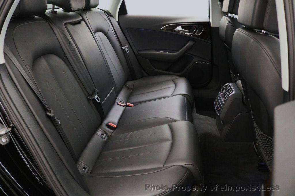 2016 Audi A6 CERTIFIED A6 2.0t Quattro Premium Plus AWD CAM BOSE NAVI - 18006913 - 8