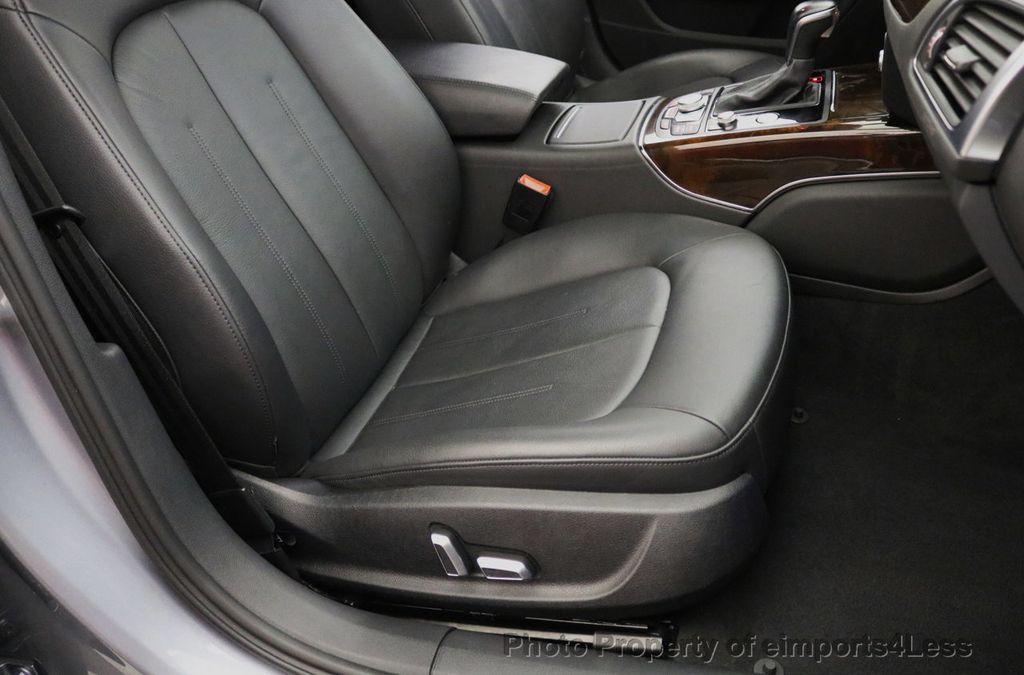 2016 Audi A6 CERTIFIED A6 2.0t Quattro PREMIUM PLUS AWD Camera BOSE NAV - 17981806 - 24