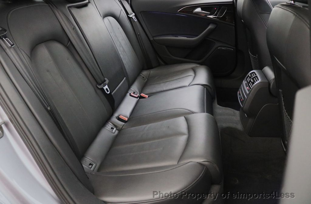 2016 Audi A6 CERTIFIED A6 2.0t Quattro PREMIUM PLUS AWD Camera BOSE NAV - 17981806 - 37