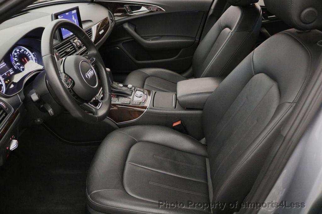 2016 Audi A6 CERTIFIED A6 2.0t Quattro PREMIUM PLUS AWD Camera BOSE NAV - 17981806 - 38