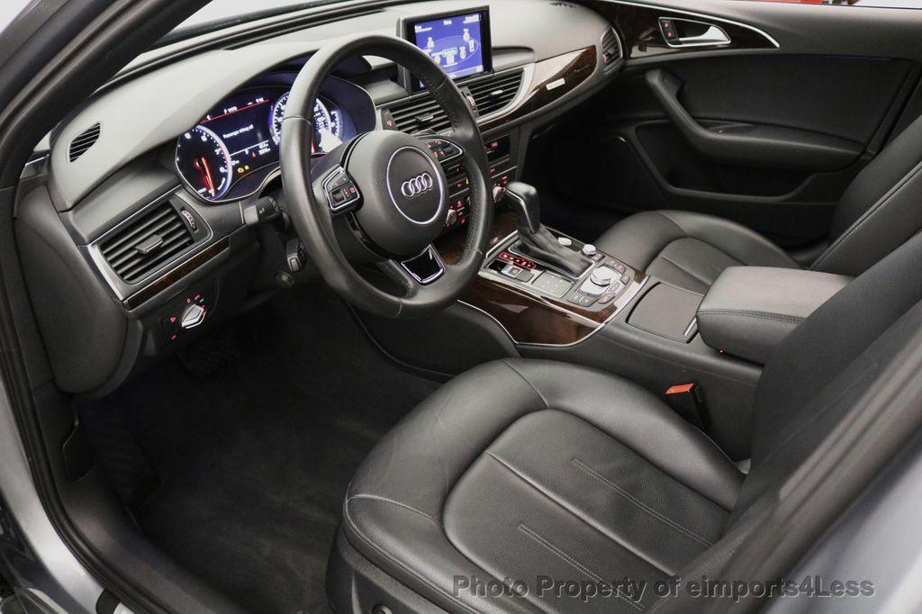 2016 Audi A6 CERTIFIED A6 2.0t Quattro PREMIUM PLUS AWD Camera BOSE NAV - 17981806 - 49