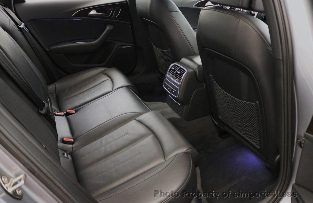 2016 Audi A6 CERTIFIED A6 2.0t Quattro PREMIUM PLUS AWD Camera BOSE NAV - 17981806 - 52