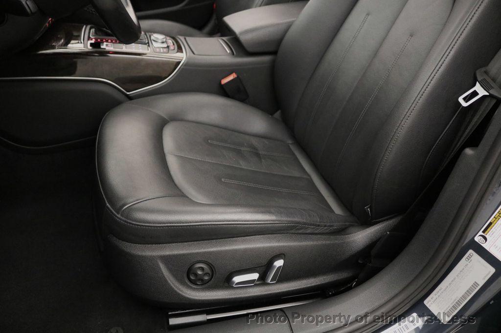 2016 Audi A6 CERTIFIED A6 2.0t Quattro PREMIUM PLUS AWD Camera NAV - 17981807 - 23