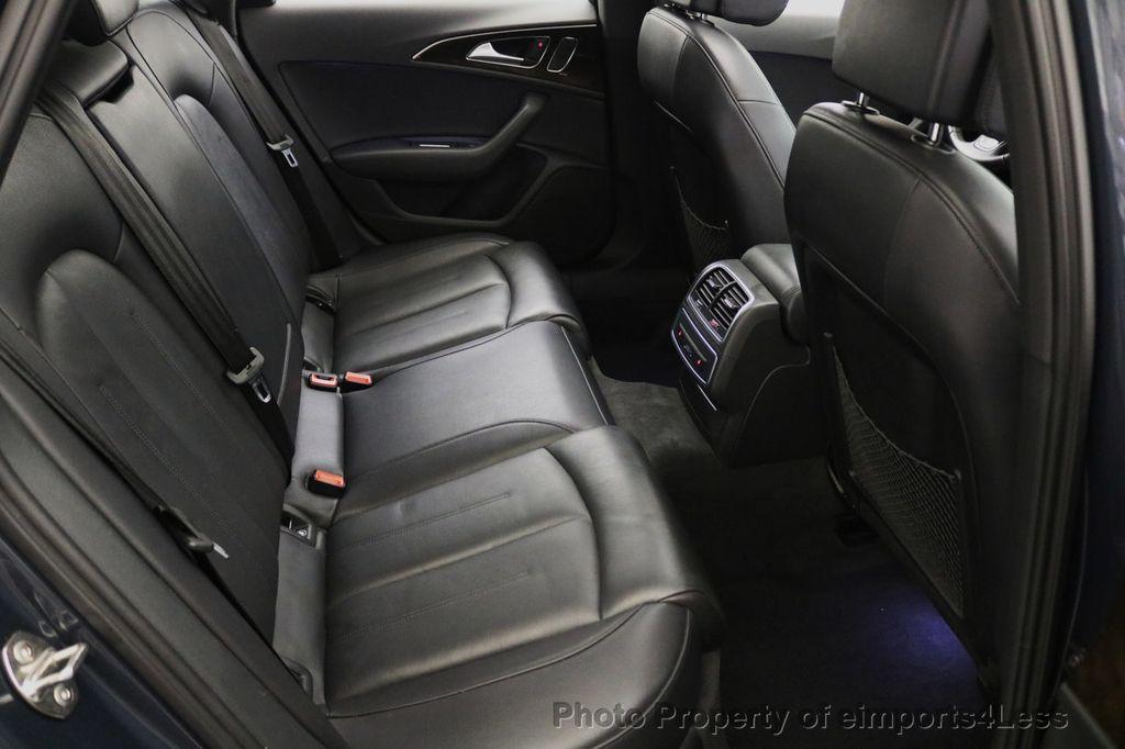 2016 Audi A6 CERTIFIED A6 2.0t Quattro PREMIUM PLUS AWD Camera NAV - 17981807 - 37