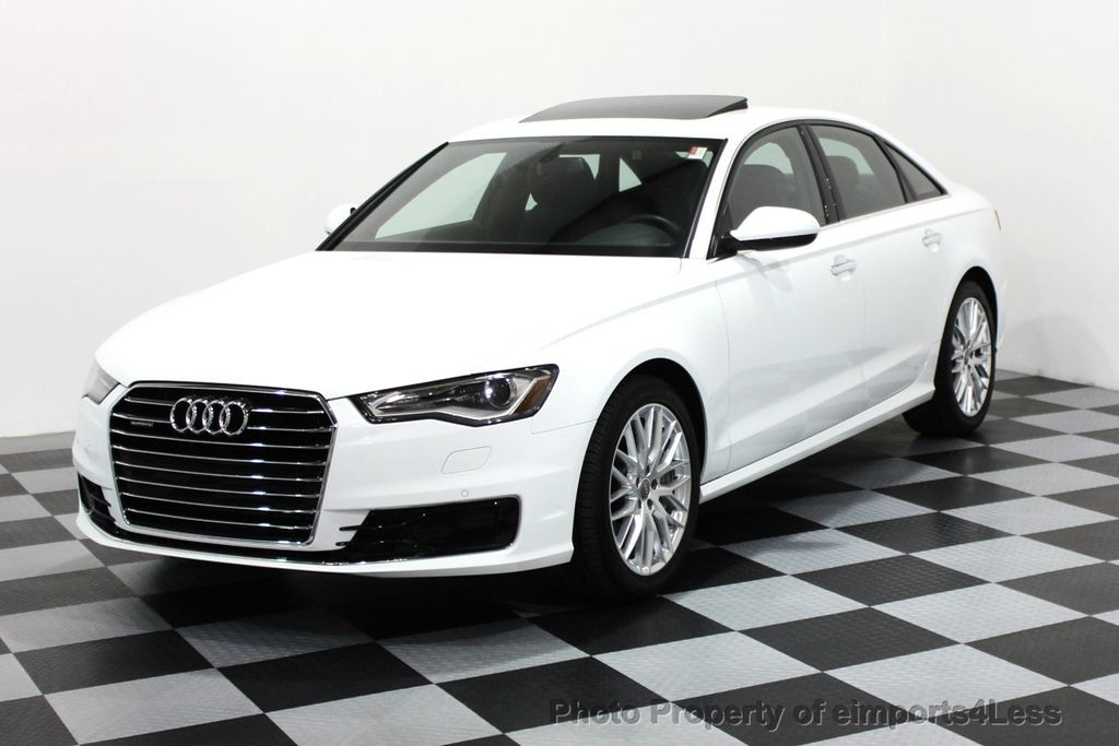Audi A6 2.0 T >> 2016 Used Audi A6 Certified A6 2 0t Quattro Premium Plus Awd Cam Navi At Eimports4less Serving Doylestown Bucks County Pa Iid 16043980