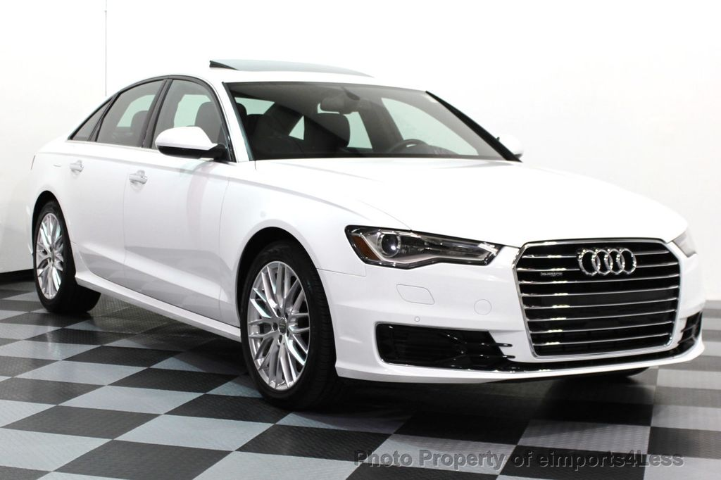 2016 used audi a6 certified a6 quattro premium plus awd cam navi at eimports4less serving
