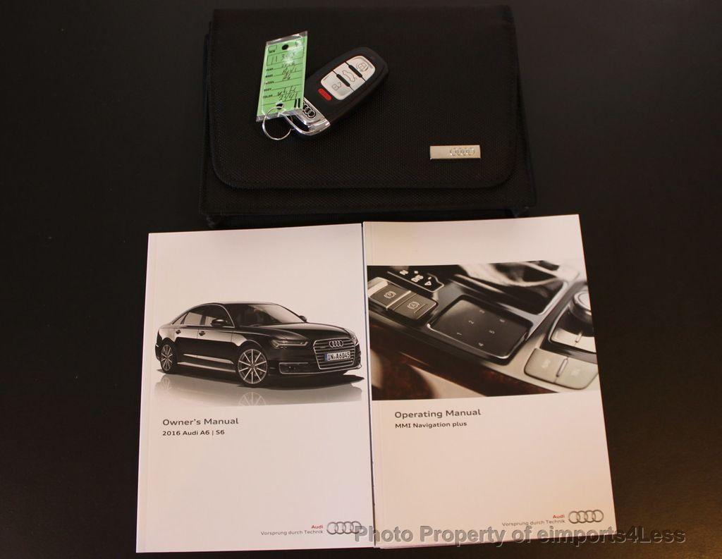 2016 used audi a6 certified a6 2 0t quattro premium plus awd cam rh eimports4less com 2005 audi a6 owners manual english 2005 audi a6 owners manual free