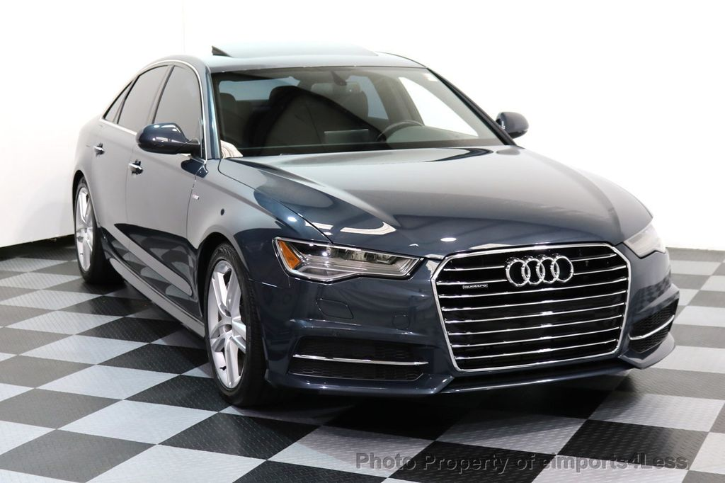 2016 used audi a6 certified a6 s line sport quattro premium plus awd at eimports4less. Black Bedroom Furniture Sets. Home Design Ideas