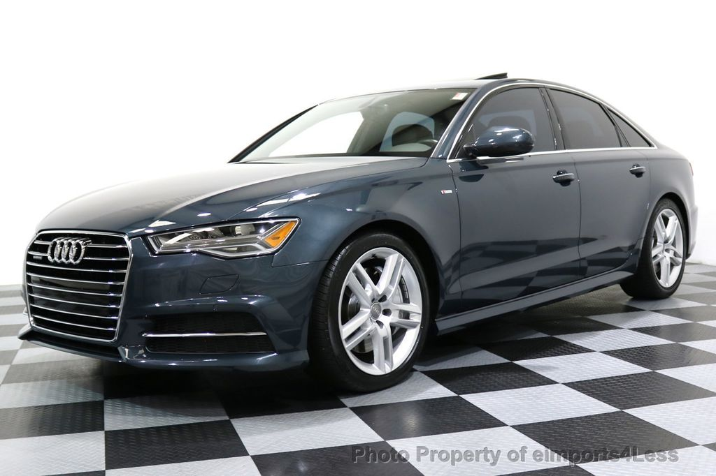 2016 used audi a6 certified a6 s line sport quattro. Black Bedroom Furniture Sets. Home Design Ideas