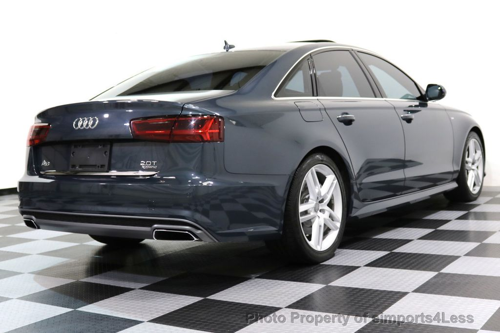 2016 Used Audi A6 Certified A6 2 0t S Line Sport Quattro Premium Plus Awd At Eimports4less
