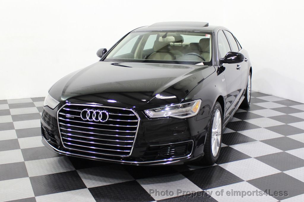 2016 Audi A6 CERTIFIED A6 3.0T Quattro AWD LEDs SIDE ASSIST CAM NAV - 18081086 - 14