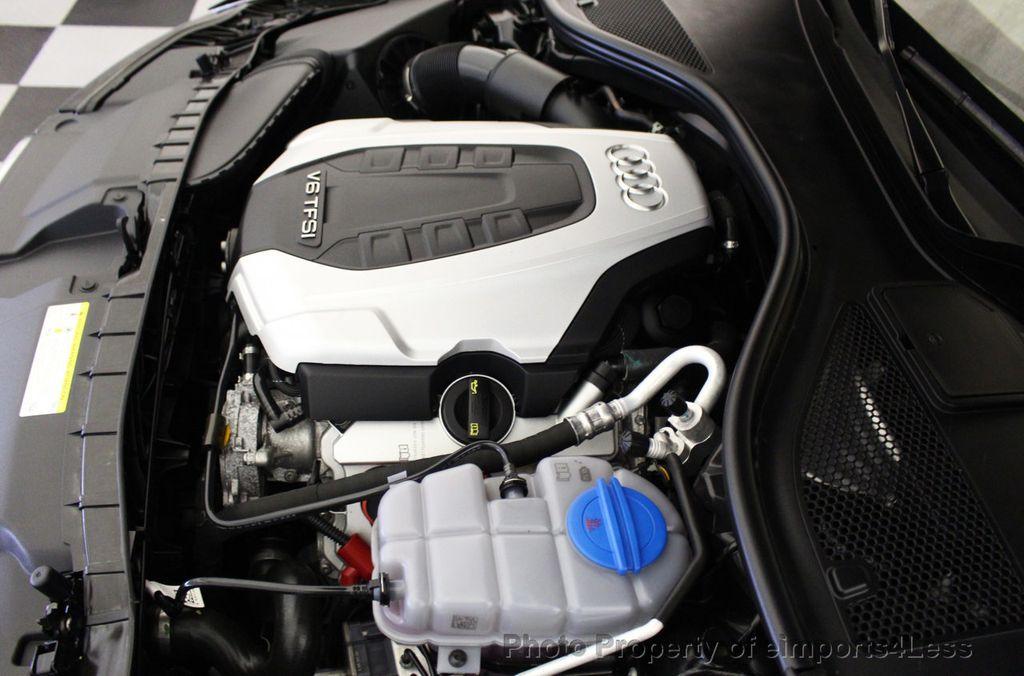 2016 Audi A6 CERTIFIED A6 3.0T Quattro AWD LEDs SIDE ASSIST CAM NAV - 18081086 - 19