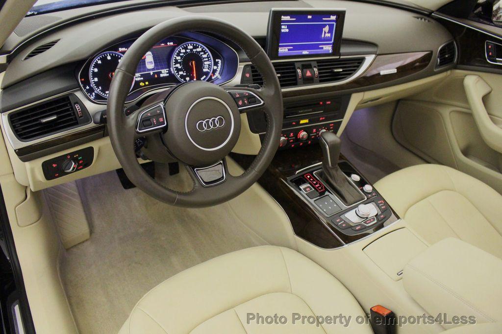 2016 Audi A6 CERTIFIED A6 3.0T Quattro AWD LEDs SIDE ASSIST CAM NAV - 18081086 - 32