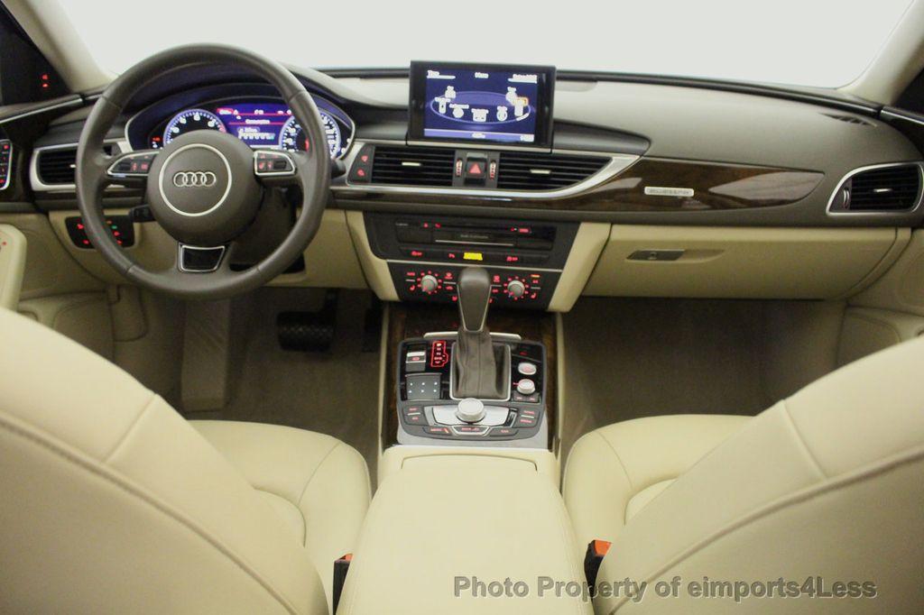 2016 Audi A6 CERTIFIED A6 3.0T Quattro AWD LEDs SIDE ASSIST CAM NAV - 18081086 - 33