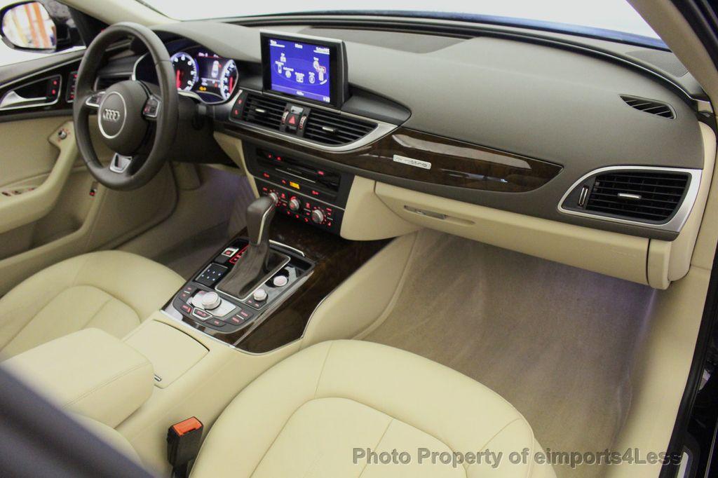 2016 Audi A6 CERTIFIED A6 3.0T Quattro AWD LEDs SIDE ASSIST CAM NAV - 18081086 - 34