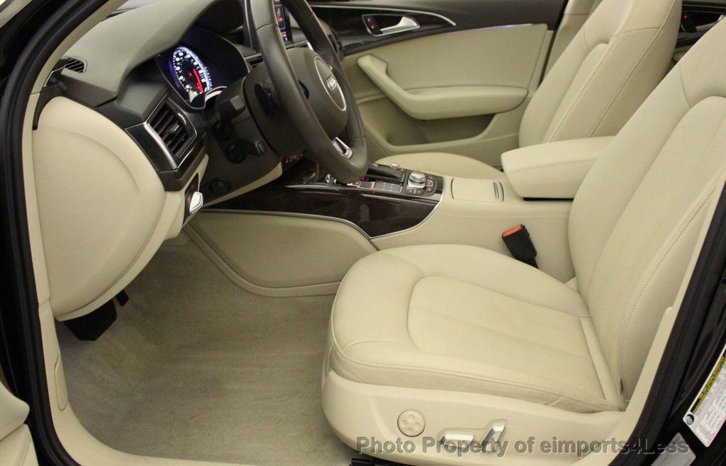 2016 Audi A6 CERTIFIED A6 3.0T Quattro AWD LEDs SIDE ASSIST CAM NAV - 18081086 - 5