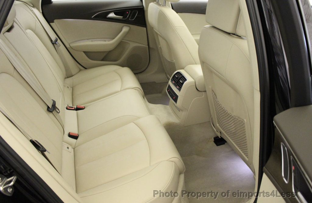 2016 Audi A6 CERTIFIED A6 3.0T Quattro AWD LEDs SIDE ASSIST CAM NAV - 18081086 - 8