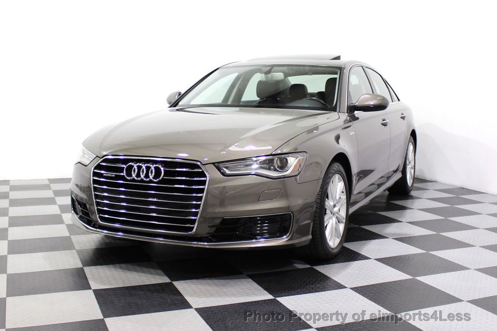 2016 Audi A6 CERTIFIED A6 3.0T Supercharged Quattro AWD Blind Spot CAMERA NAV - 18227510 - 14