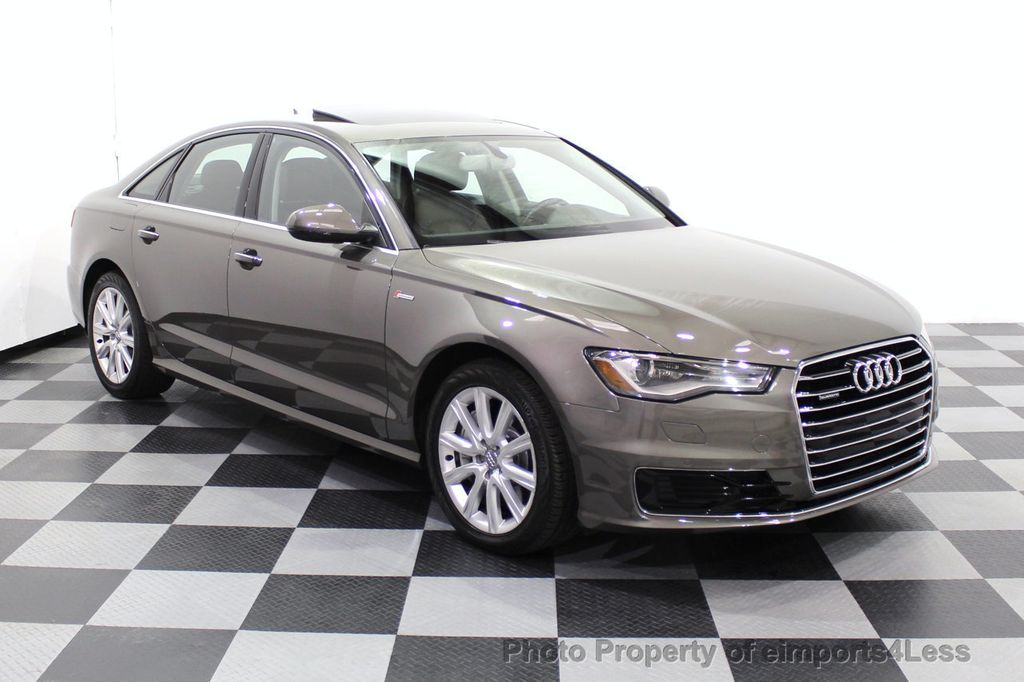 2016 Audi A6 CERTIFIED A6 3.0T Supercharged Quattro AWD Blind Spot CAMERA NAV - 18227510 - 15