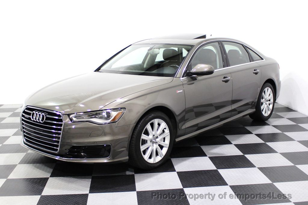2016 Audi A6 CERTIFIED A6 3.0T Supercharged Quattro AWD Blind Spot CAMERA NAV - 18227510 - 28