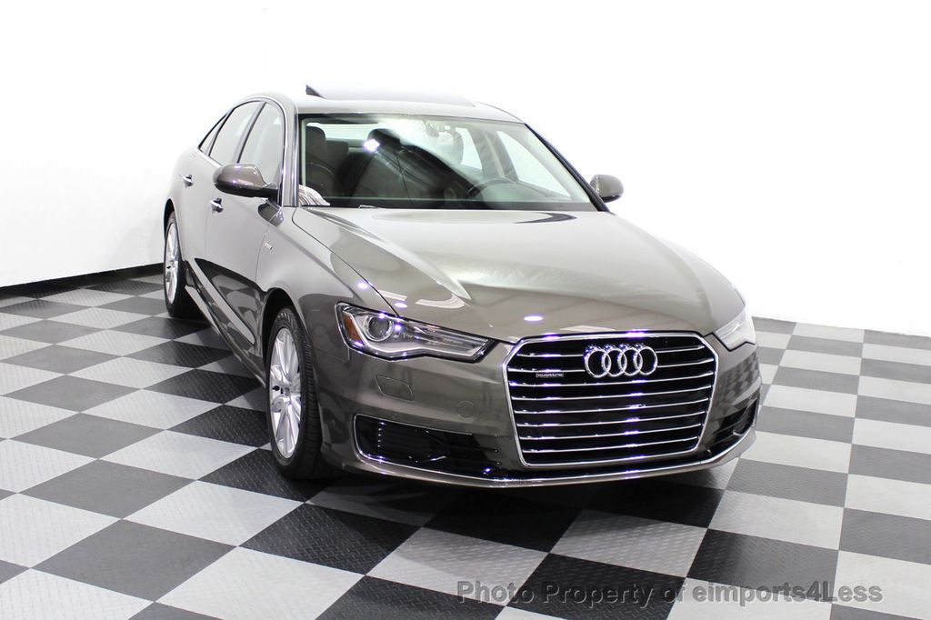 2016 Audi A6 CERTIFIED A6 3.0T Supercharged Quattro AWD Blind Spot CAMERA NAV - 18227510 - 45