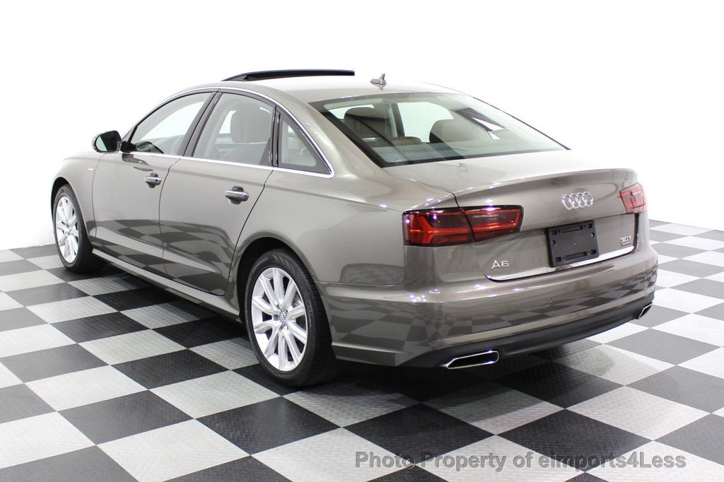 2016 Audi A6 CERTIFIED A6 3.0T Supercharged Quattro AWD Blind Spot CAMERA NAV - 18227510 - 46