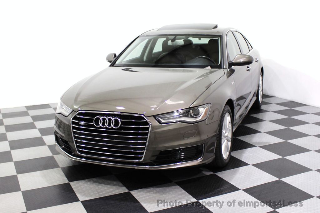 2016 Audi A6 CERTIFIED A6 3.0T Supercharged Quattro AWD Blind Spot CAMERA NAV - 18227510 - 53