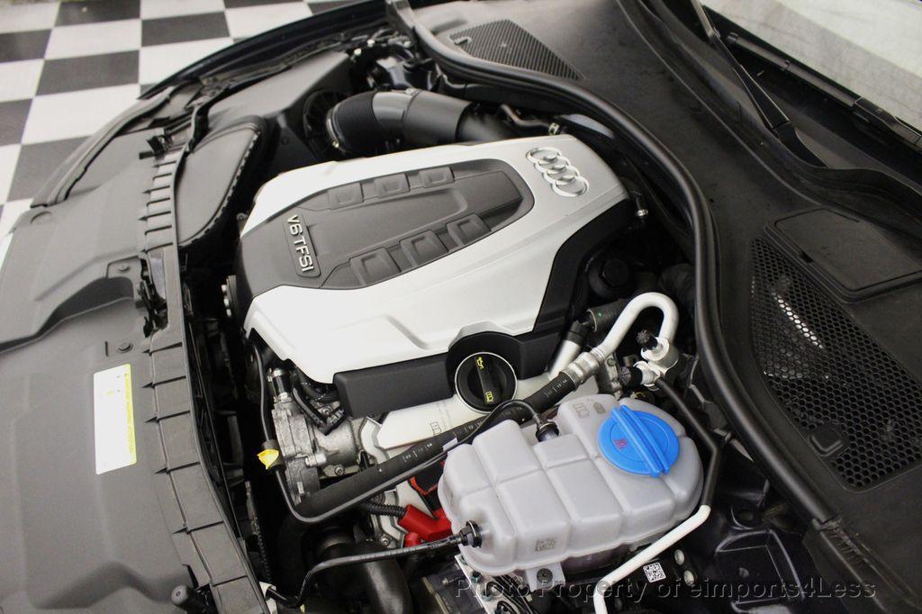2016 Audi A6 CERTIFIED A6 3.0T V6 Quattro AWD BLIS CAMERA NAV - 18081085 - 19