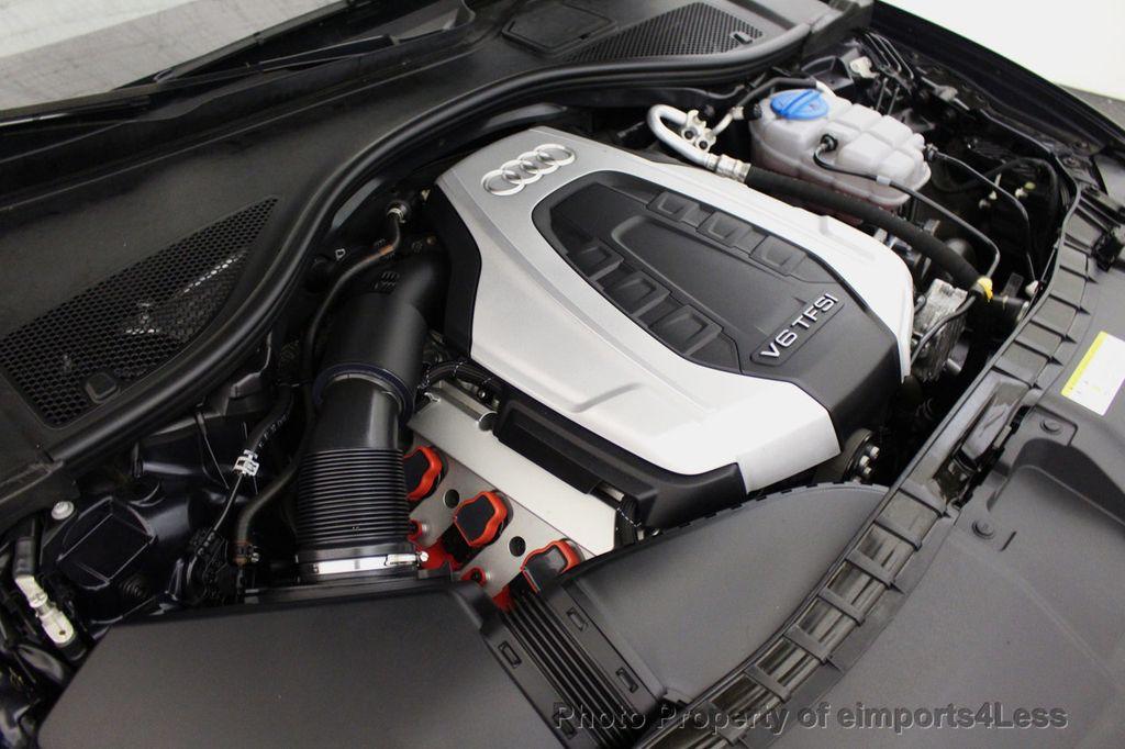 2016 Audi A6 CERTIFIED A6 3.0T V6 Quattro AWD BLIS CAMERA NAV - 18081085 - 21
