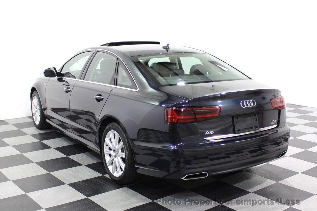 2016 Audi A6 CERTIFIED A6 3.0T V6 Quattro AWD BLIS CAMERA NAV - 18081085 - 30