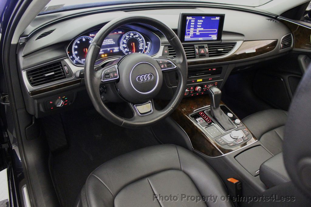 2016 Audi A6 CERTIFIED A6 3.0T V6 Quattro AWD BLIS CAMERA NAV - 18081085 - 33
