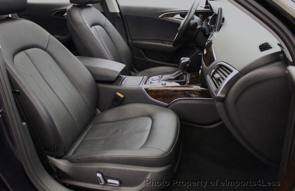 2016 Audi A6 CERTIFIED A6 3.0T V6 Quattro AWD BLIS CAMERA NAV - 18081085 - 39