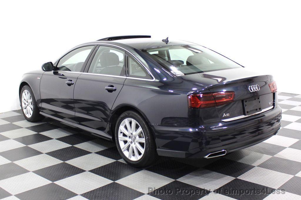 2016 Audi A6 CERTIFIED A6 3.0T V6 Quattro AWD BLIS CAMERA NAV - 18081085 - 47