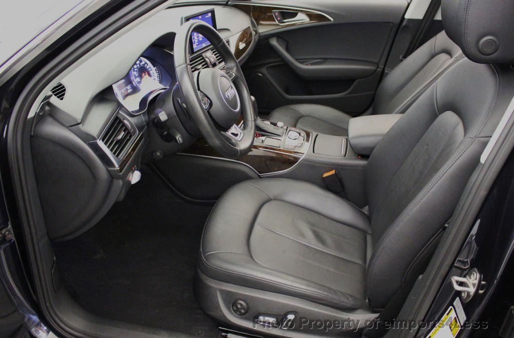 2016 Audi A6 CERTIFIED A6 3.0T V6 Quattro AWD BLIS CAMERA NAV - 18081085 - 49