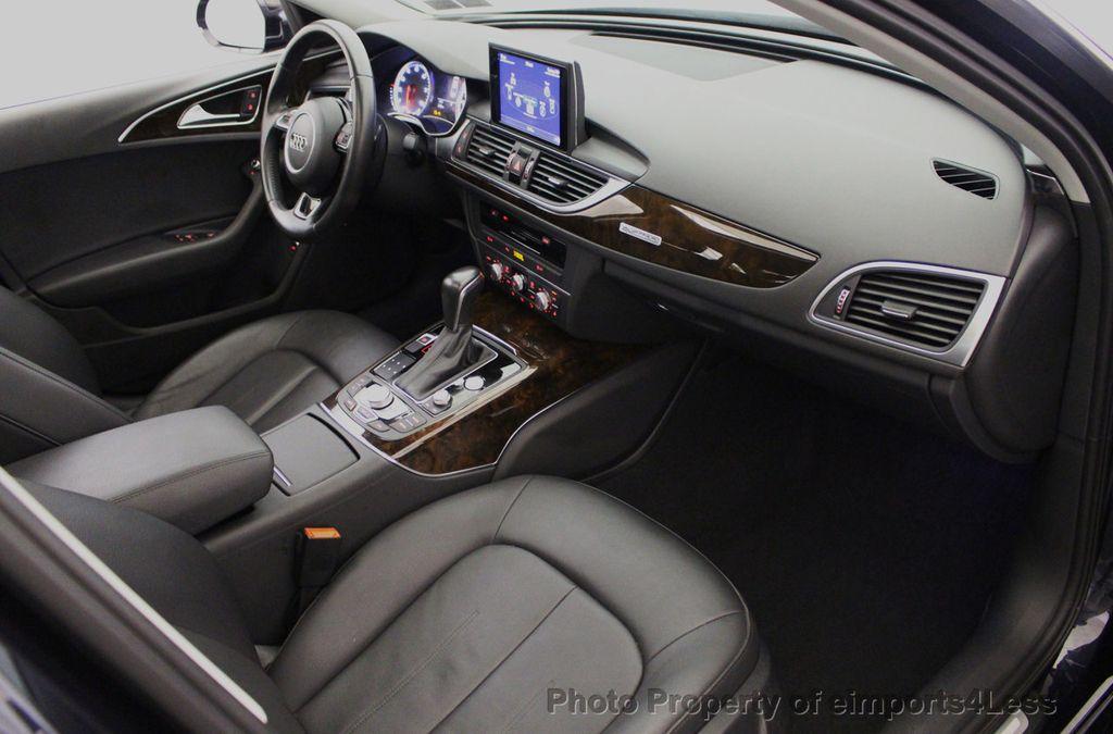 2016 Audi A6 CERTIFIED A6 3.0T V6 Quattro AWD BLIS CAMERA NAV - 18081085 - 50