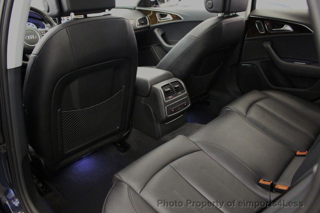 2016 Audi A6 CERTIFIED A6 3.0T V6 Quattro AWD BLIS CAMERA NAV - 18081085 - 51