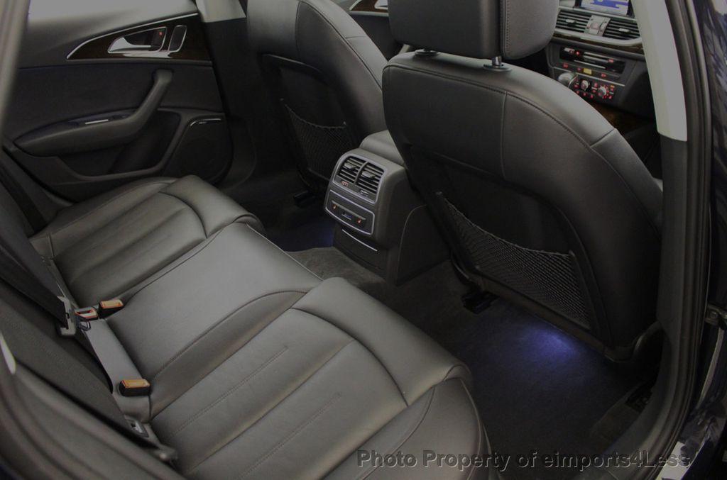2016 Audi A6 CERTIFIED A6 3.0T V6 Quattro AWD BLIS CAMERA NAV - 18081085 - 52