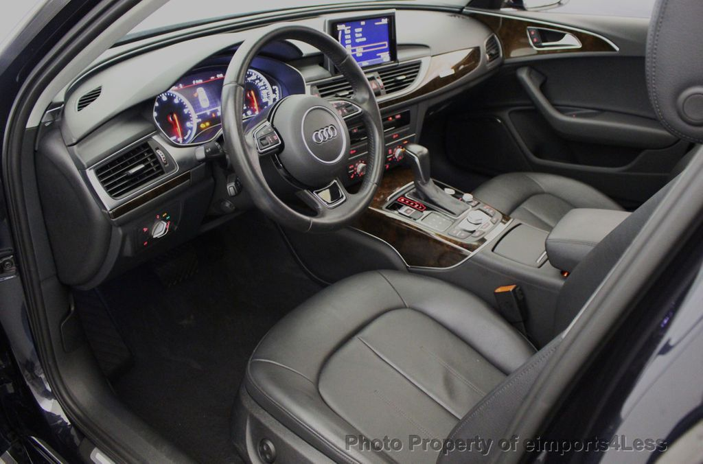 2016 Audi A6 CERTIFIED A6 3.0T V6 Quattro AWD BLIS CAMERA NAV - 18081085 - 5