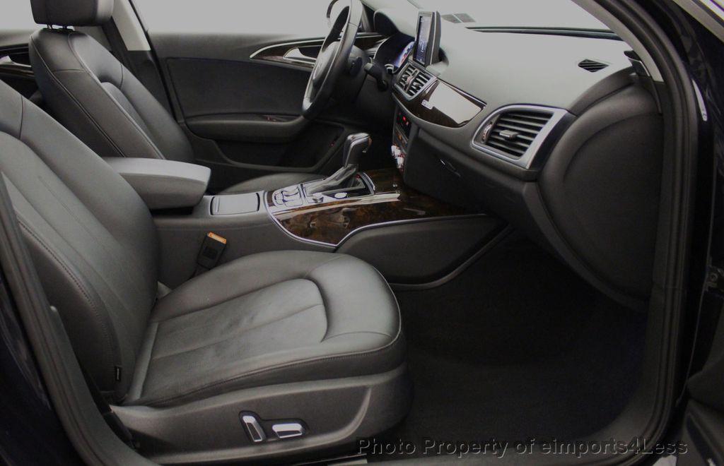 2016 Audi A6 CERTIFIED A6 3.0T V6 Quattro AWD BLIS CAMERA NAV - 18081085 - 6