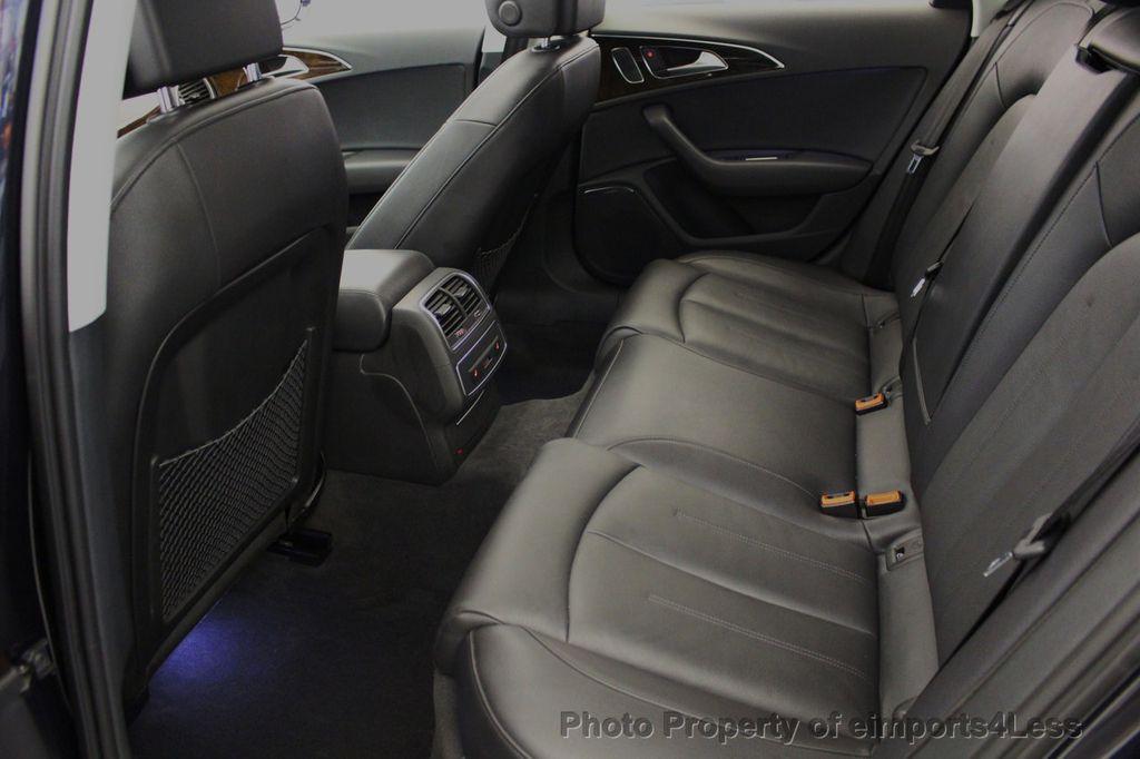 2016 Audi A6 CERTIFIED A6 3.0T V6 Quattro AWD BLIS CAMERA NAV - 18081085 - 7