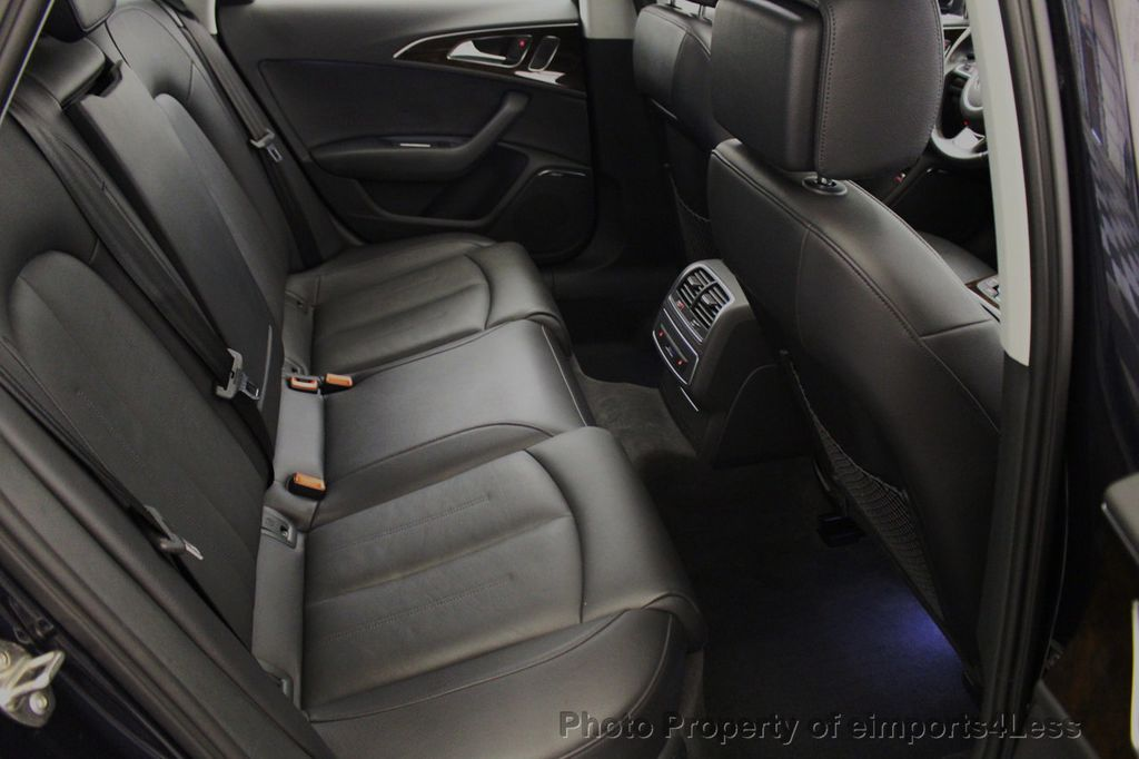 2016 Audi A6 CERTIFIED A6 3.0T V6 Quattro AWD BLIS CAMERA NAV - 18081085 - 8