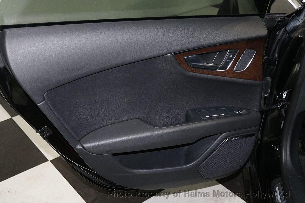 2016 Audi A7 4dr Hatchback quattro 3.0 Premium Plus - 17724941 - 12