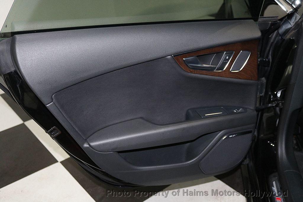 2016 Audi A7 4dr Hatchback quattro 3.0 Premium Plus - 17724941 - 15