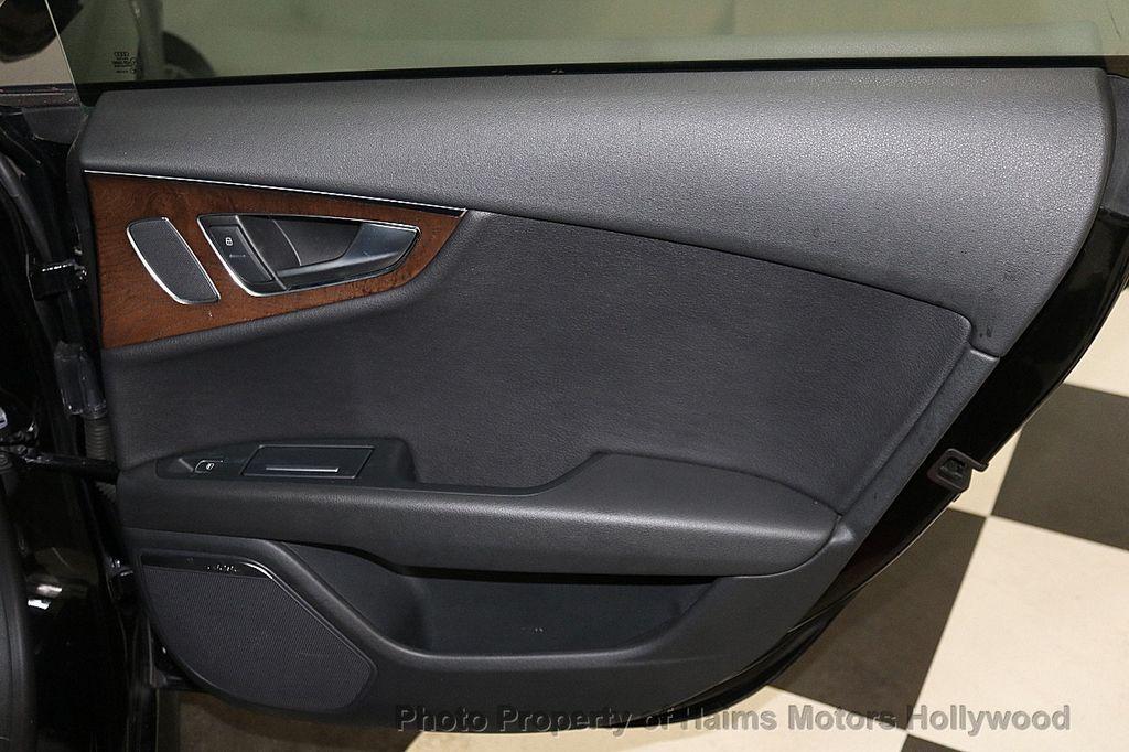 2016 Audi A7 4dr Hatchback quattro 3.0 Premium Plus - 17724941 - 16