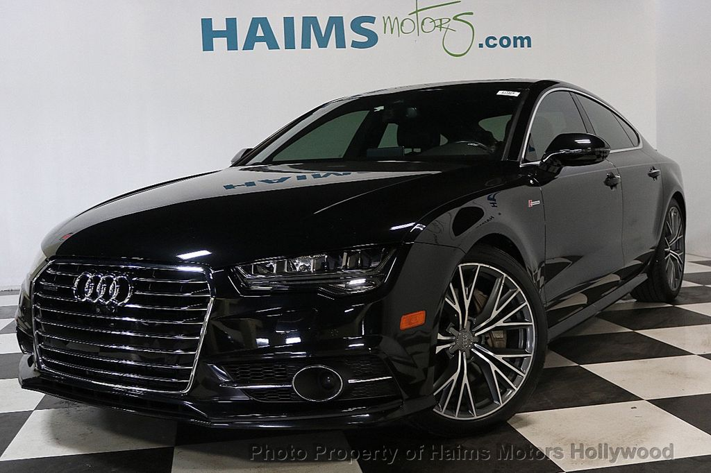 2016 used audi a7 4dr hatchback quattro 3 0 premium plus. Black Bedroom Furniture Sets. Home Design Ideas