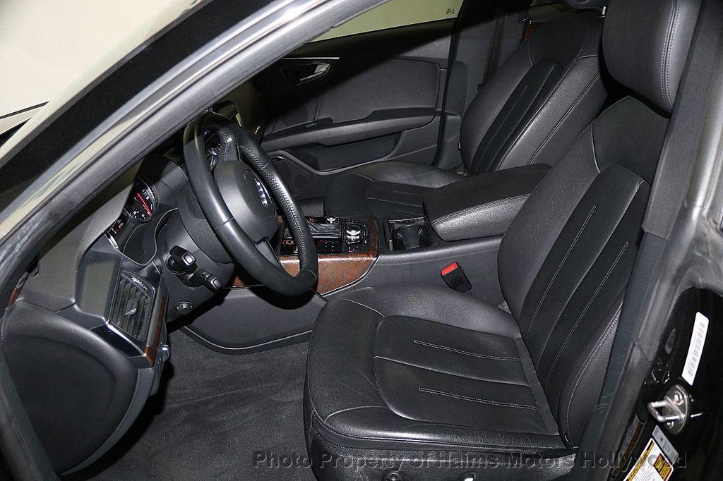2016 Audi A7 4dr Hatchback quattro 3.0 Premium Plus - 17724941 - 21